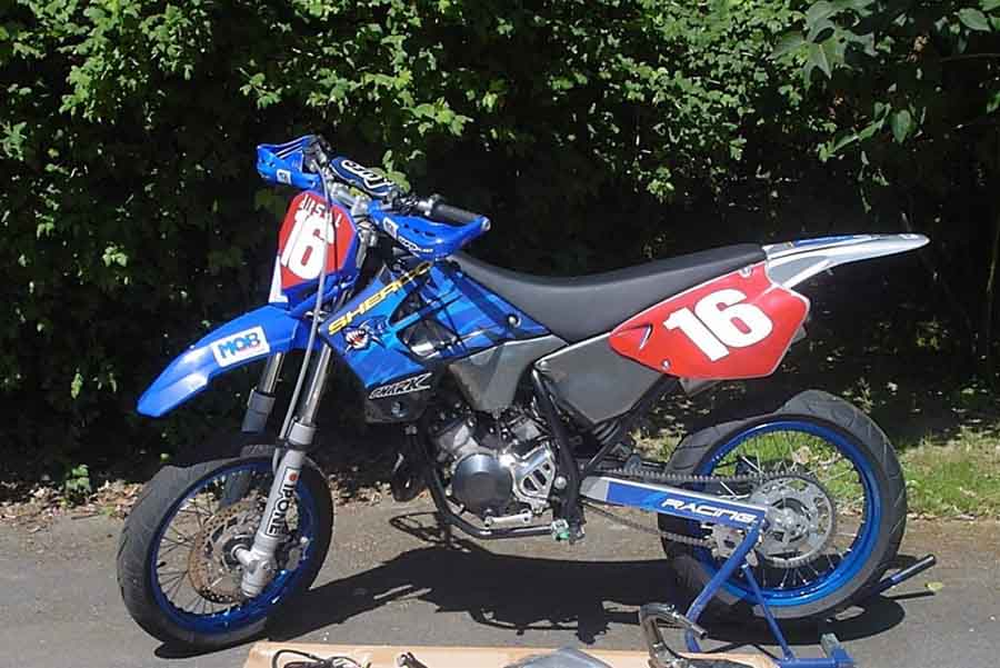 Sherco Shark 50 Supermotard #9