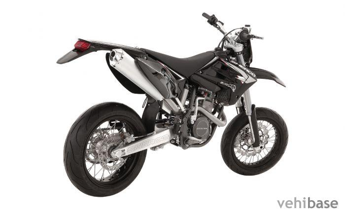 Sherco SM 125-F Black Panther #1