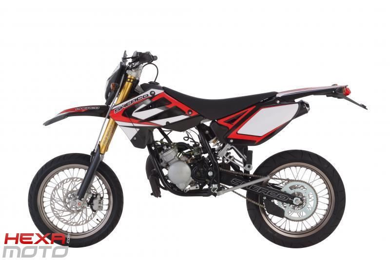 Sherco SM 125-F Black Panther #6