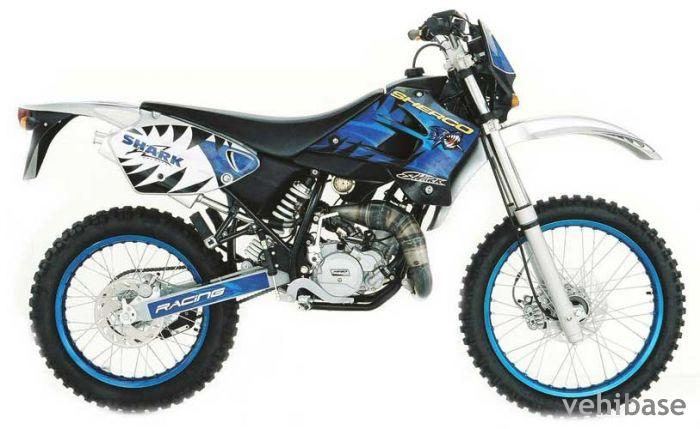 Sherco SM 125-F Black Panther #12