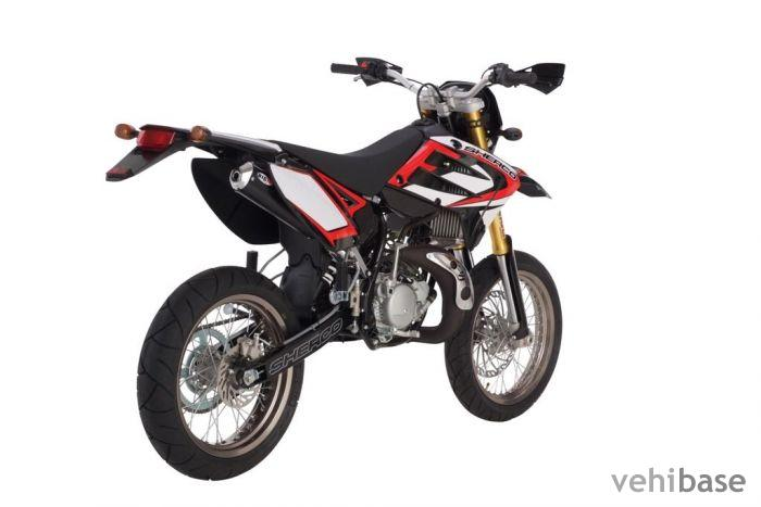 Sherco SM 5.1i-F Black Panther #8