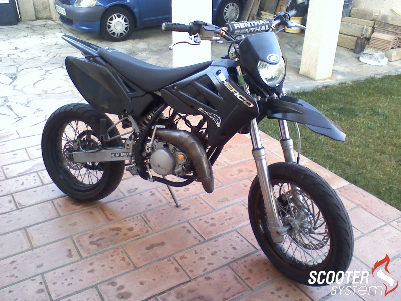Sherco SM 5.1i-F Black Panther 2011 #5