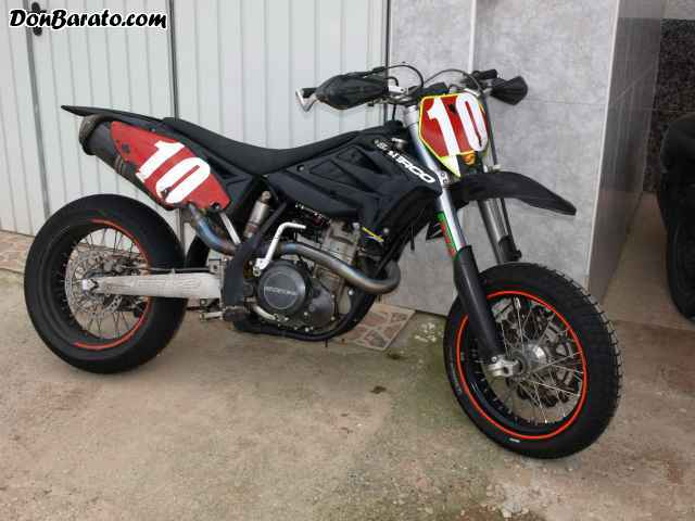 Sherco Super motard #7