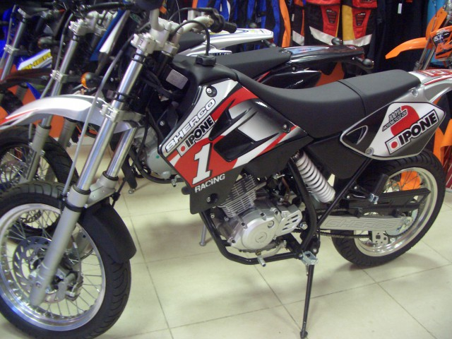 Sherco Super motard #8