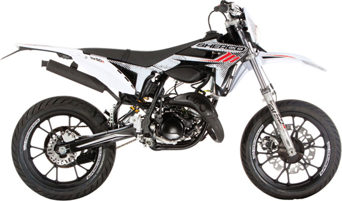 Sherco Supermotard 50 cc #10