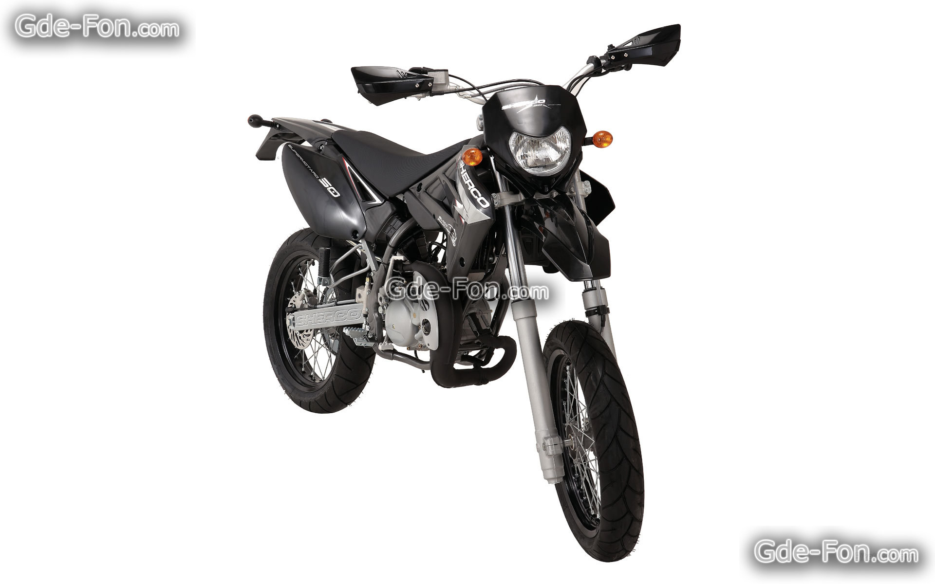 Sherco Supermotard 50 cc #11