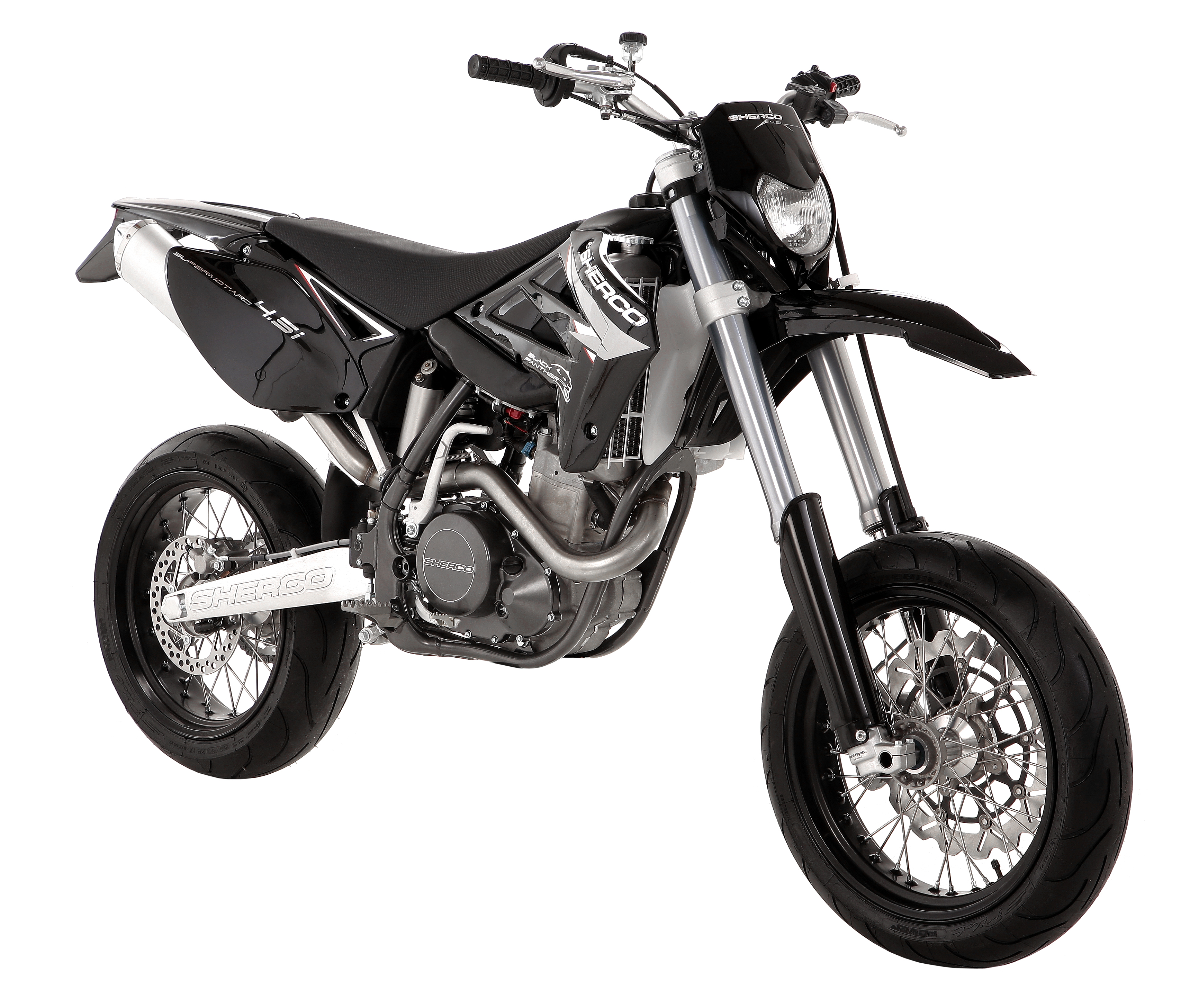Sherco Supermotard 50 cc #12