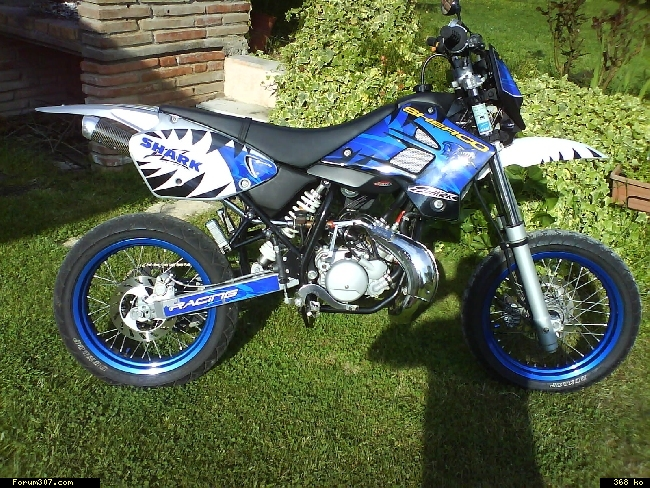 Sherco Supermotard 50 cc #13