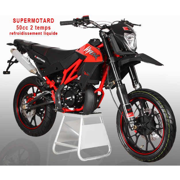 Sherco Supermotard 50 cc #8