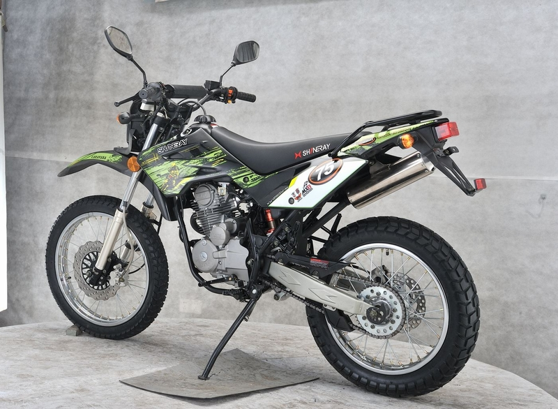 Shineray XY125GY-6 #1