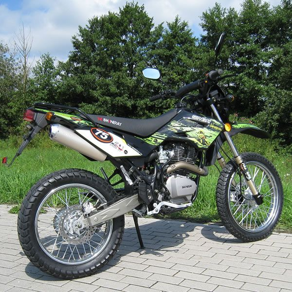 Shineray XY125GY-6 #11