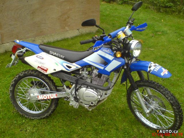 2011 Shineray XY125GY-6 #1