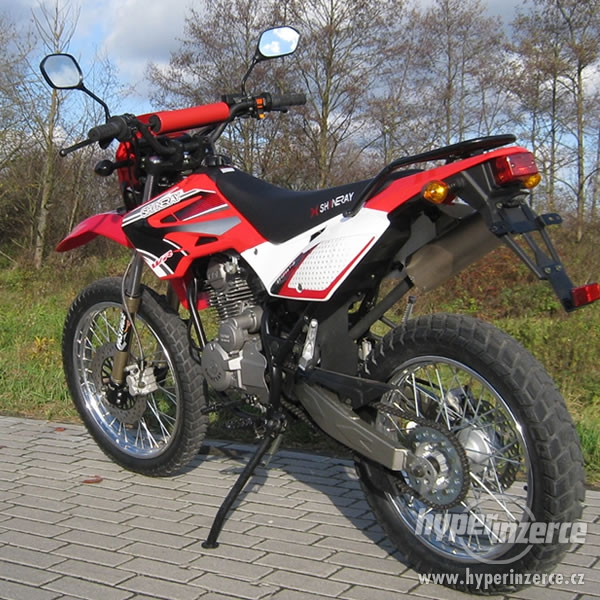 Shineray XY125GY-6 2011 #5