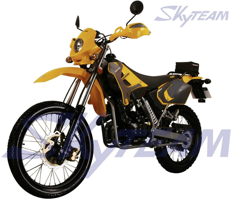 Skyteam Super motard #5