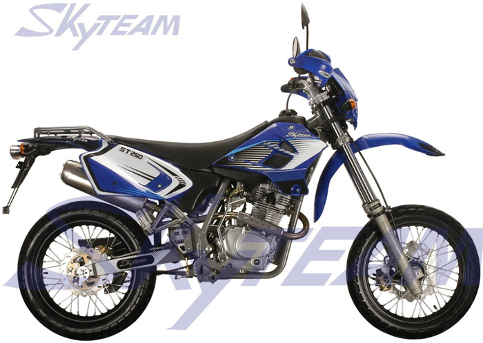 Skyteam Super motard #8