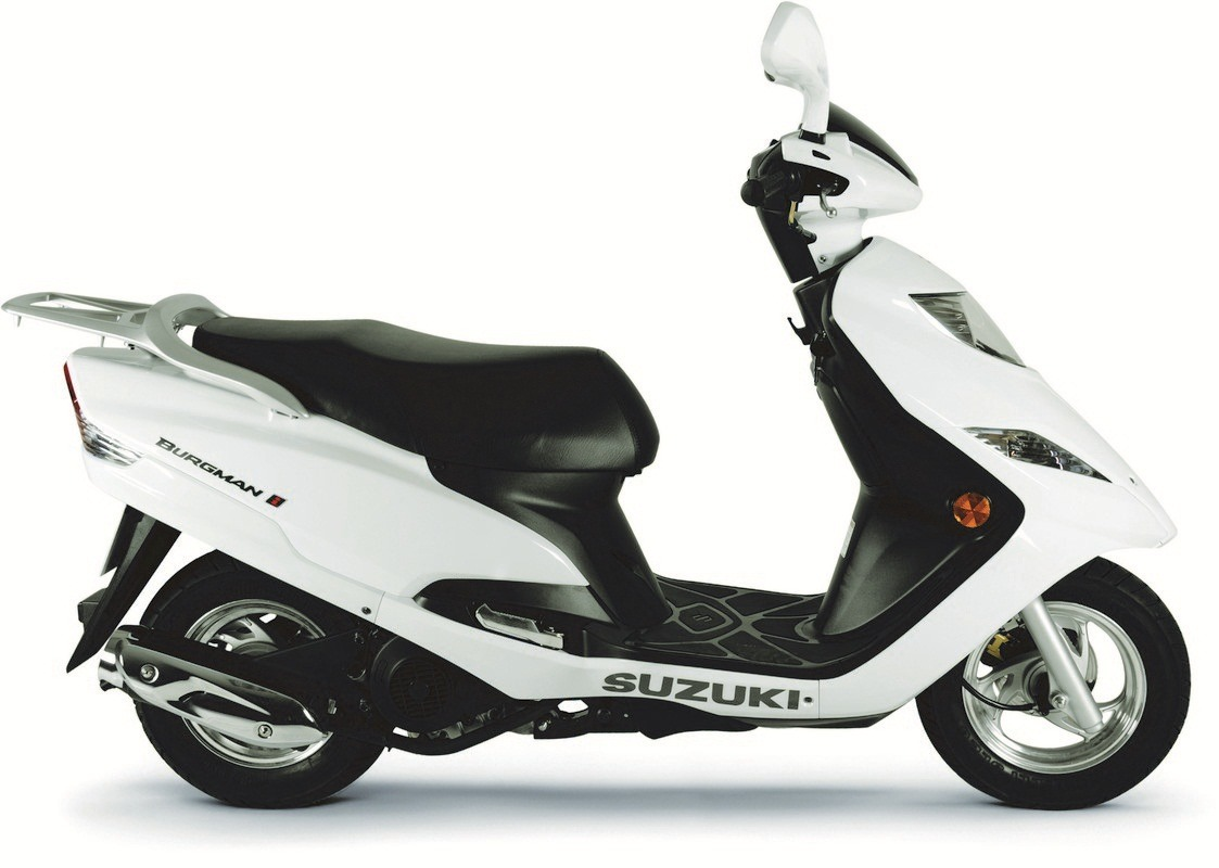 suzuki suzuki burgman 125 moto zombdrive com. Black Bedroom Furniture Sets. Home Design Ideas