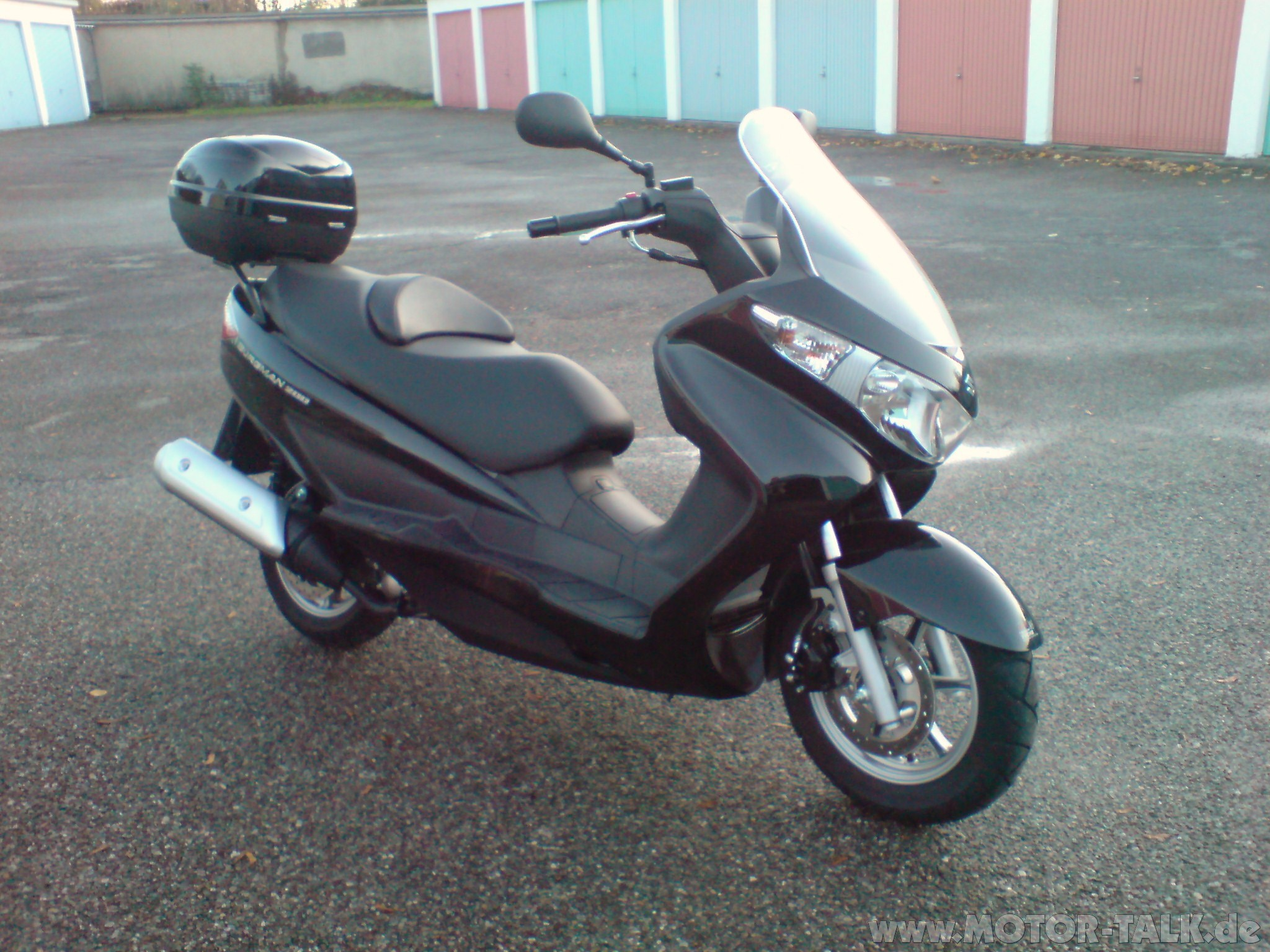 2009 suzuki burgman 200 moto zombdrive com. Black Bedroom Furniture Sets. Home Design Ideas