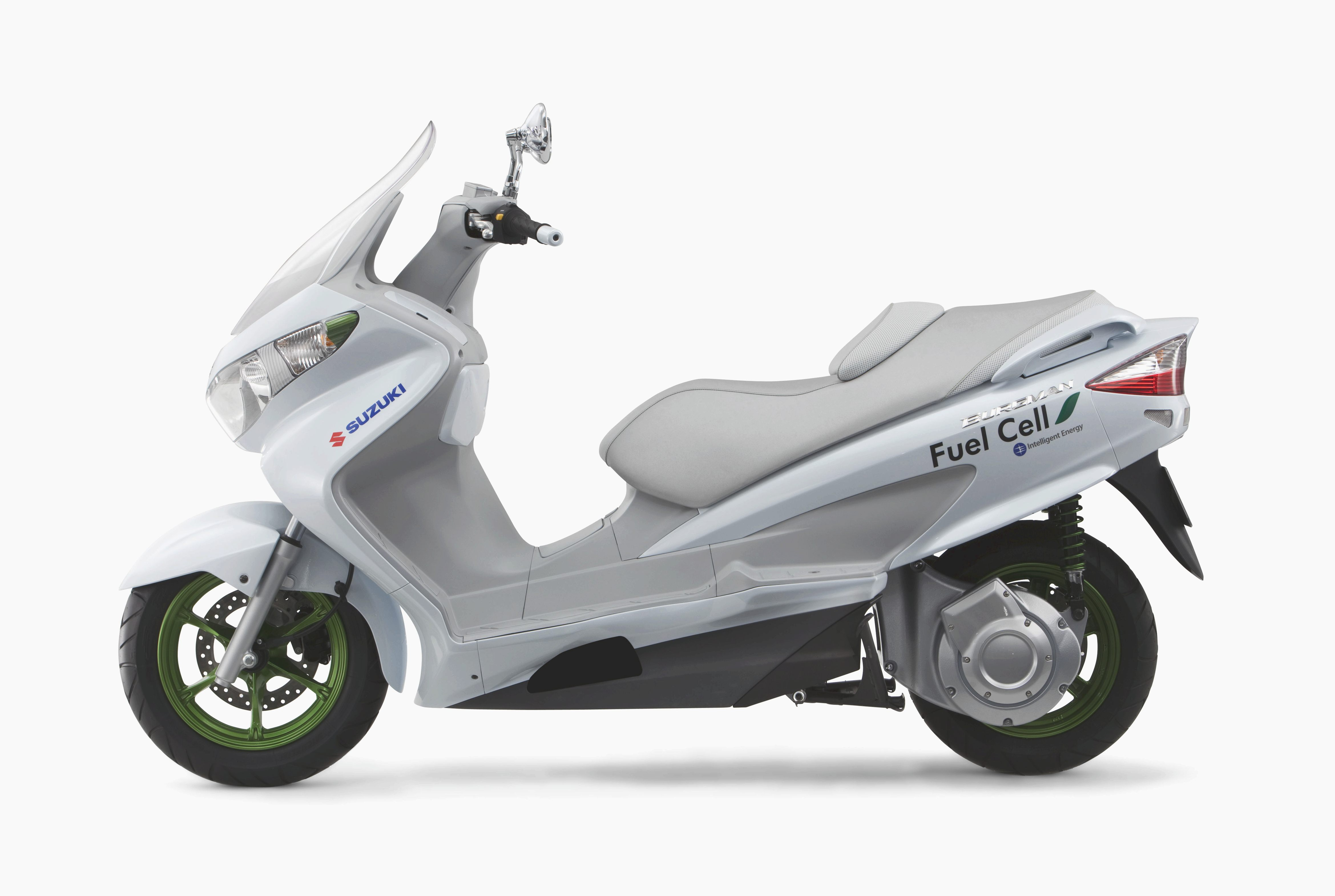 Suzuki Burgman Fuel Cell #6