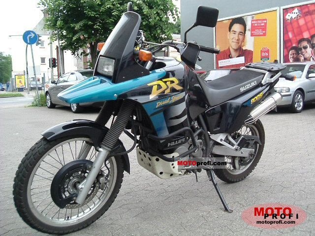 Suzuki DR Big 800 S (reduced effect) 1992 #3