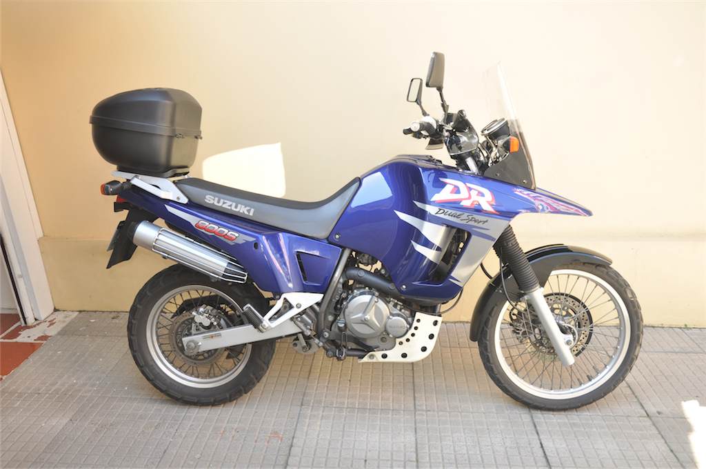 Suzuki DR Big 800 S (reduced effect) 1992 #5