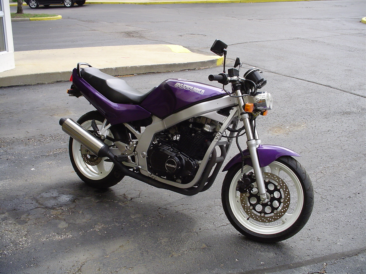 1997 suzuki gs 500 e moto zombdrive com. Black Bedroom Furniture Sets. Home Design Ideas