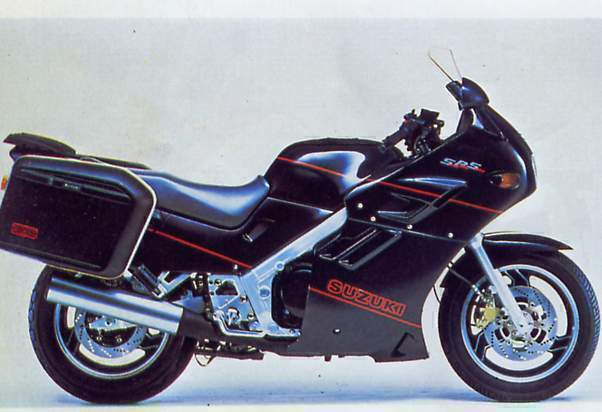 Suzuki GSX 1100 F (reduced effect) #10