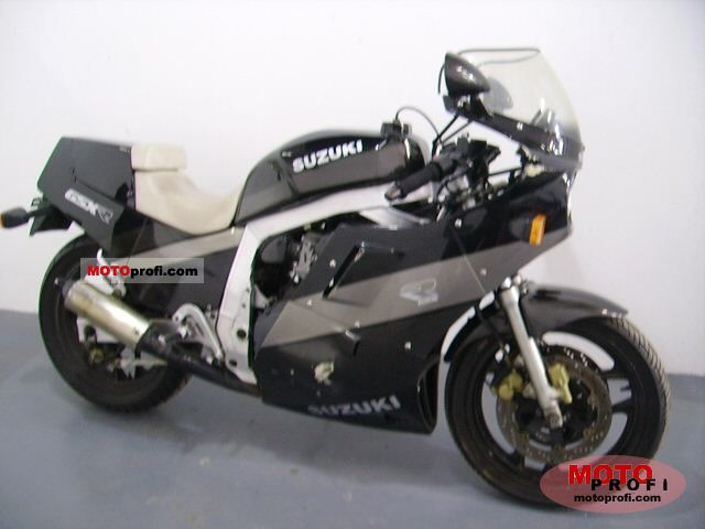 Suzuki GSX 1100 F (reduced effect) #13