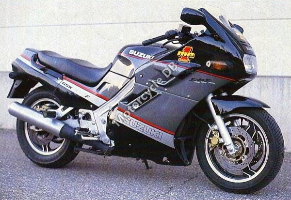 Suzuki GSX 1100 F (reduced effect) 1991 #3