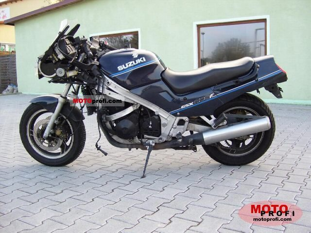 Suzuki GSX 1100 F (reduced effect) #6