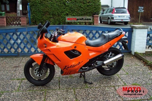 Suzuki GSX 750 F (reduced effect) 1991 #11