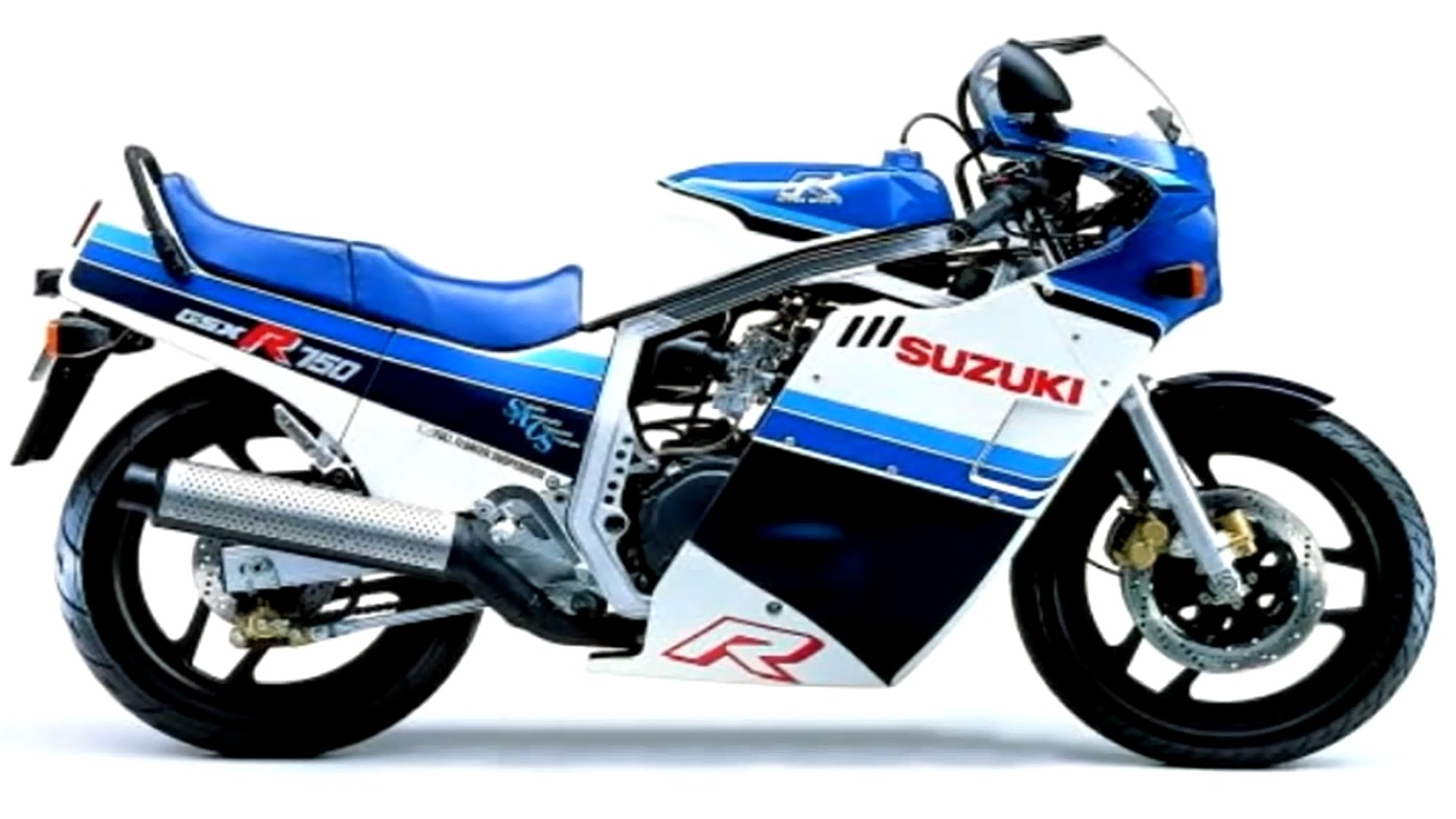 Suzuki GSX 750 F (reduced effect) 1991 #7