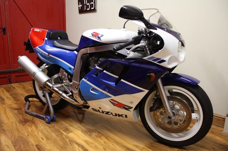 Suzuki GSX-R 1100 (reduced effect) 1989 #3
