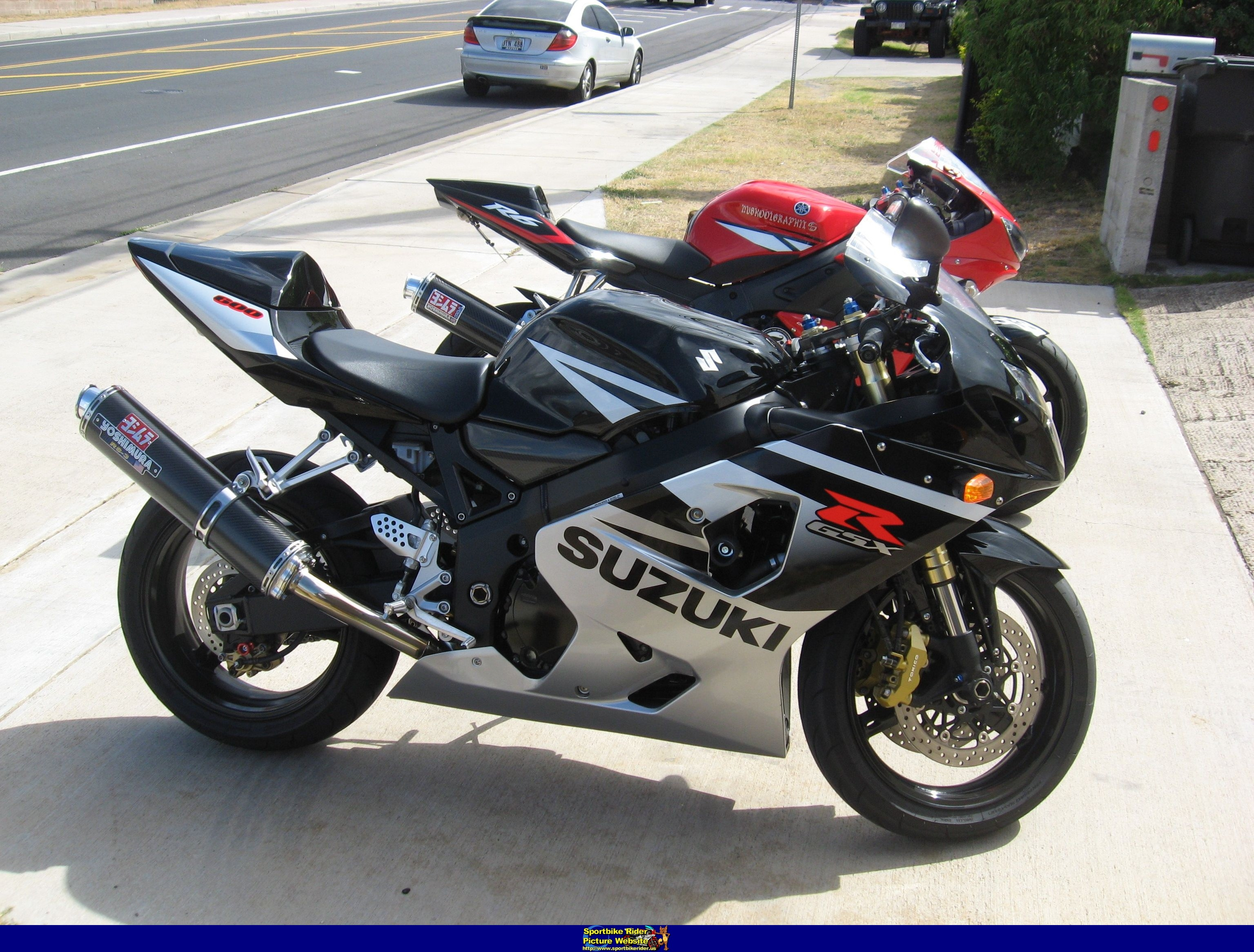 2005 suzuki gsx r 600 moto zombdrive com. Black Bedroom Furniture Sets. Home Design Ideas