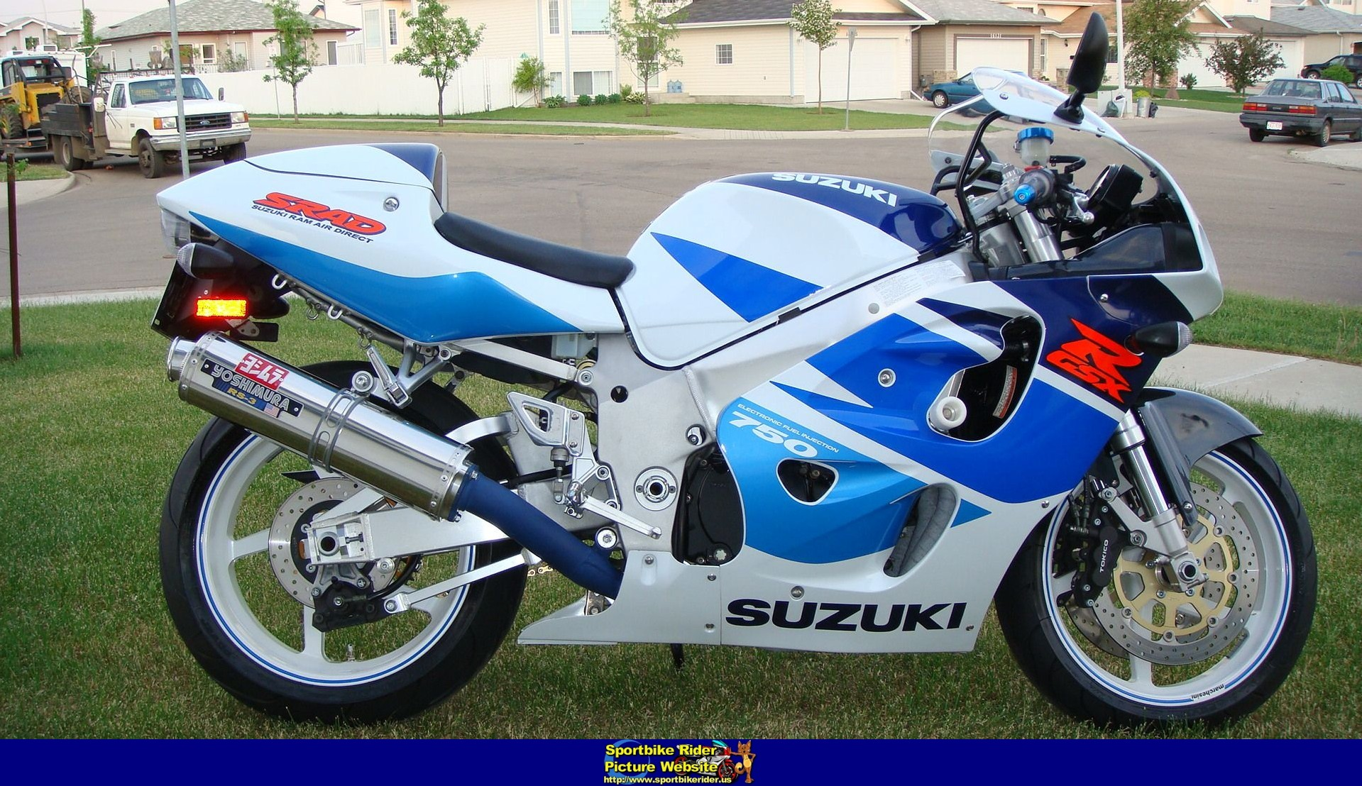 1998 suzuki gsx r 750 moto zombdrive com. Black Bedroom Furniture Sets. Home Design Ideas