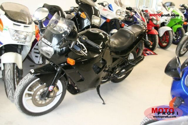 1988 Suzuki GSX-R 750 (reduced effect) #14