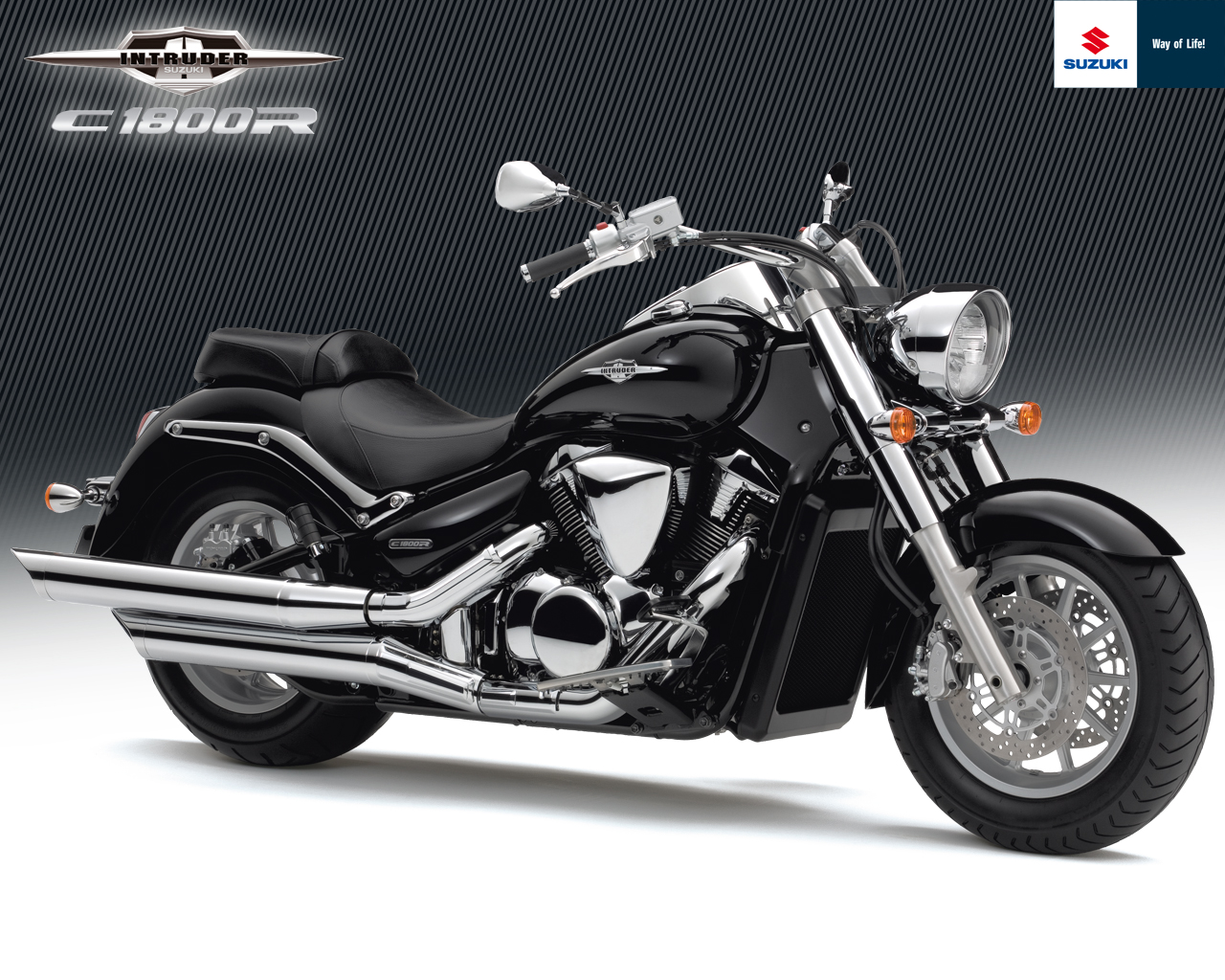 Suzuki Intruder C1800RT 2009 #5