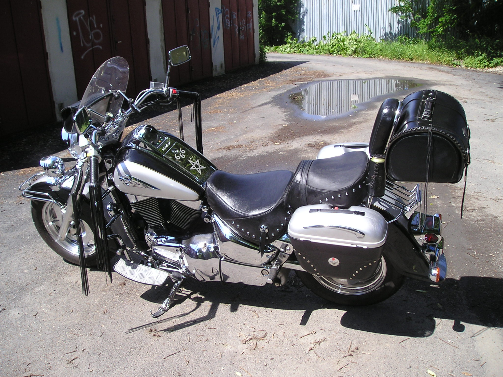 Suzuki Intruder C1800RT 2009 #6