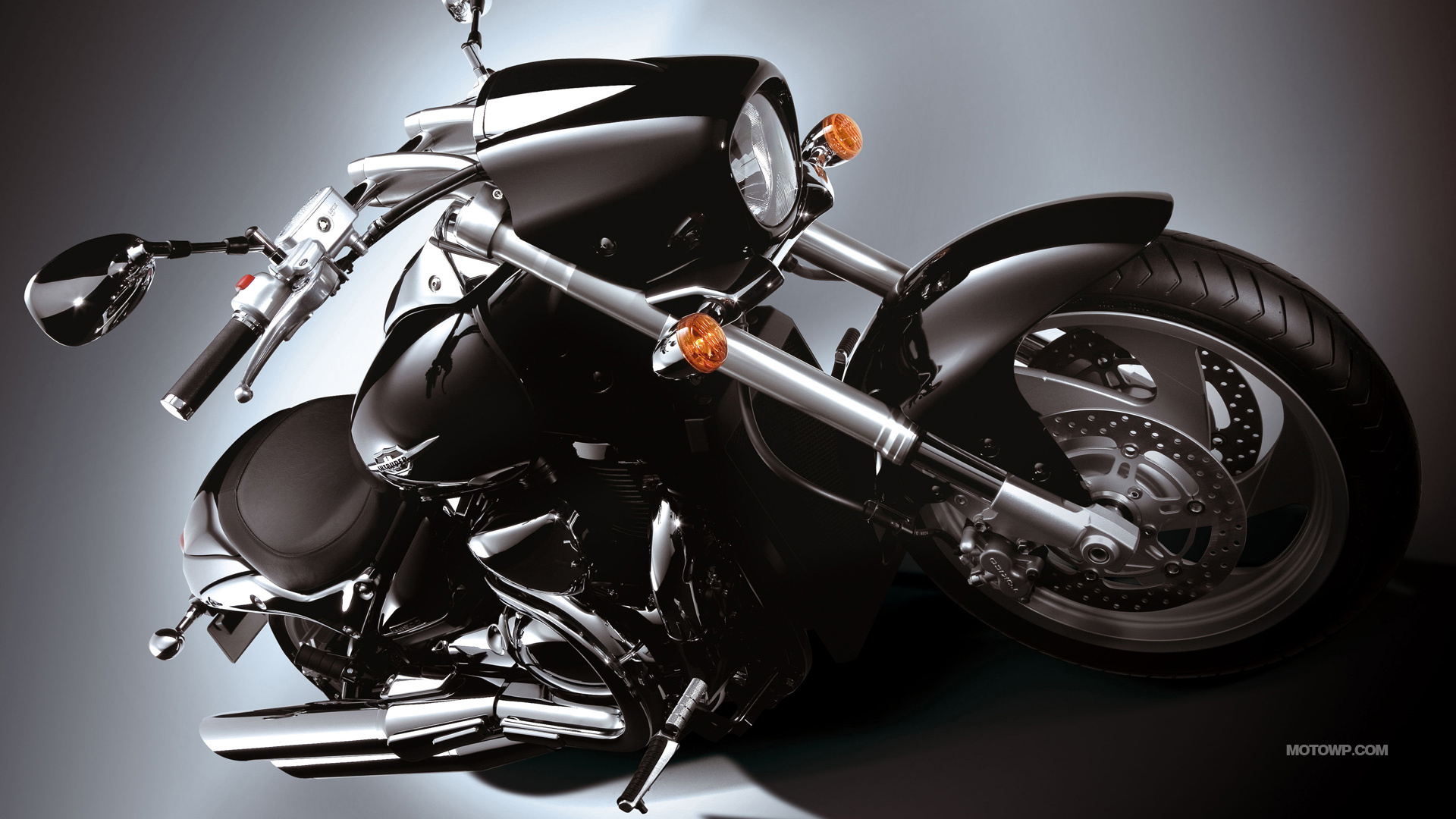 Suzuki Intruder C1800RT 2009 #8
