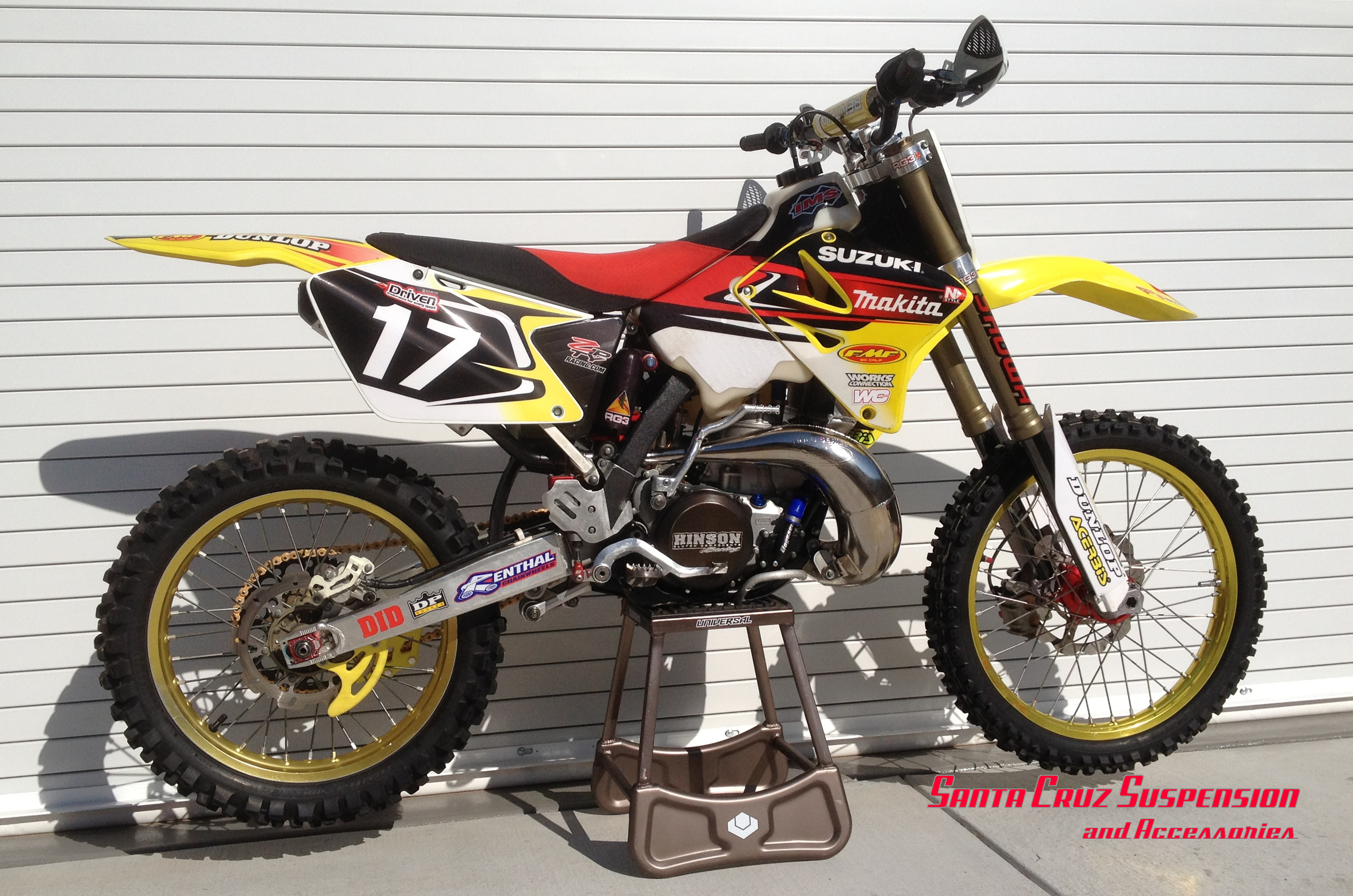Suzuki Rm   Cover For Engine