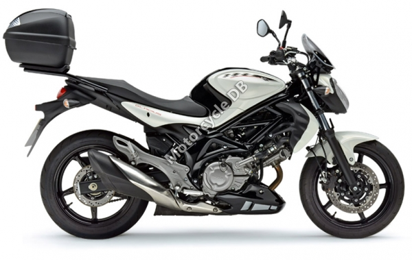 Suzuki SFV650 ABS Sports Tourer 2013 #1