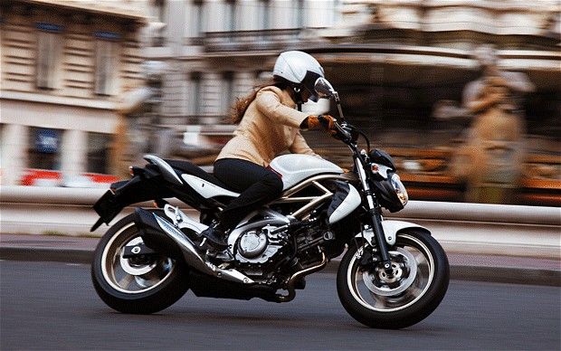 Suzuki SFV650 ABS Sports Tourer 2013 #12