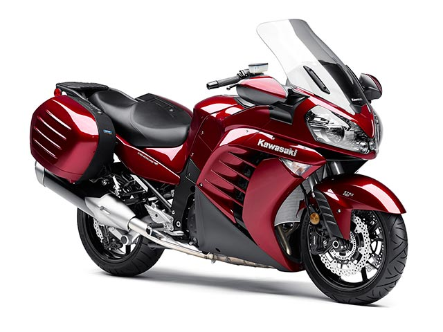 Suzuki SFV650 ABS Sports Tourer 2013 #7
