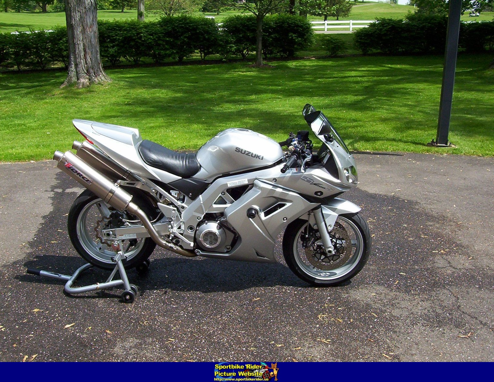 Used 2003 SUZUKI SV 1000 S for sale at online auction   RAW2K
