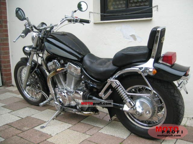 Suzuki VS 1400 Intruder 1993 #2