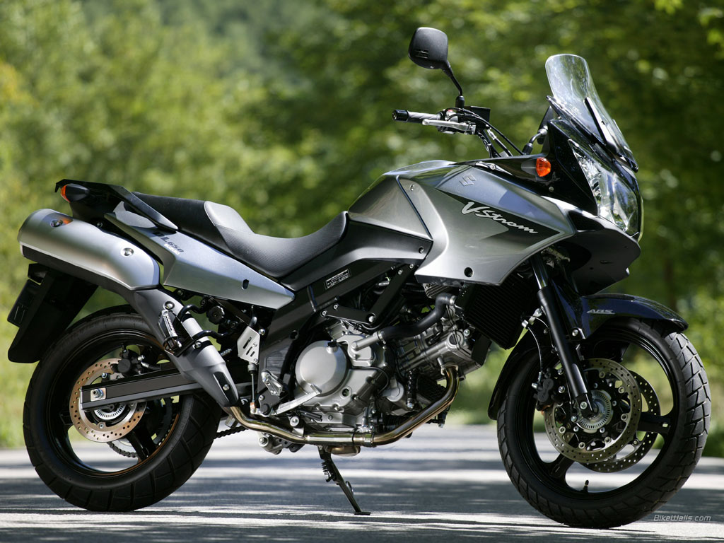 2007 suzuki v strom 650 moto zombdrive com. Black Bedroom Furniture Sets. Home Design Ideas