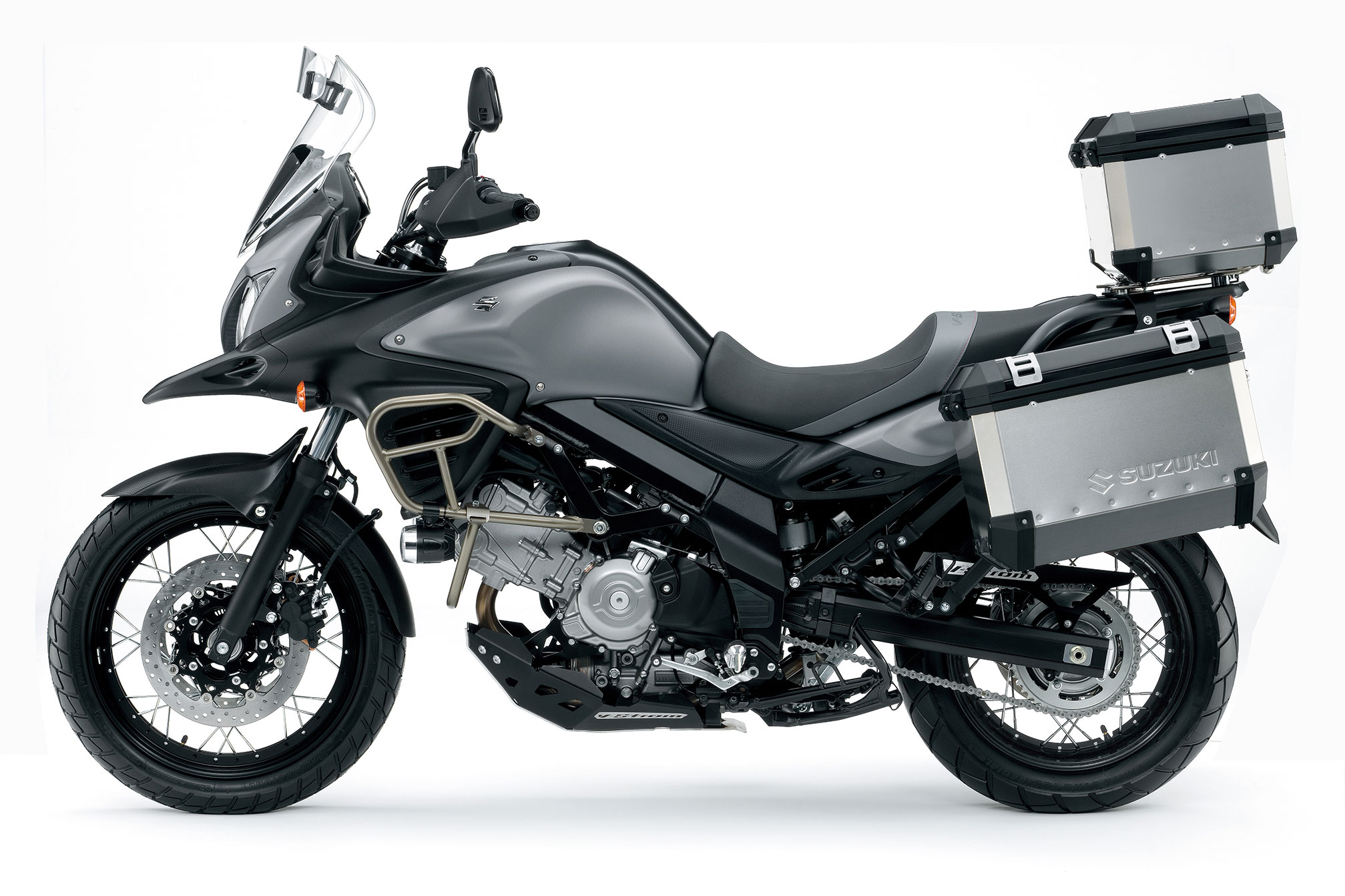 Suzuki V-Strom 650 ABS Adventure 2014 #10