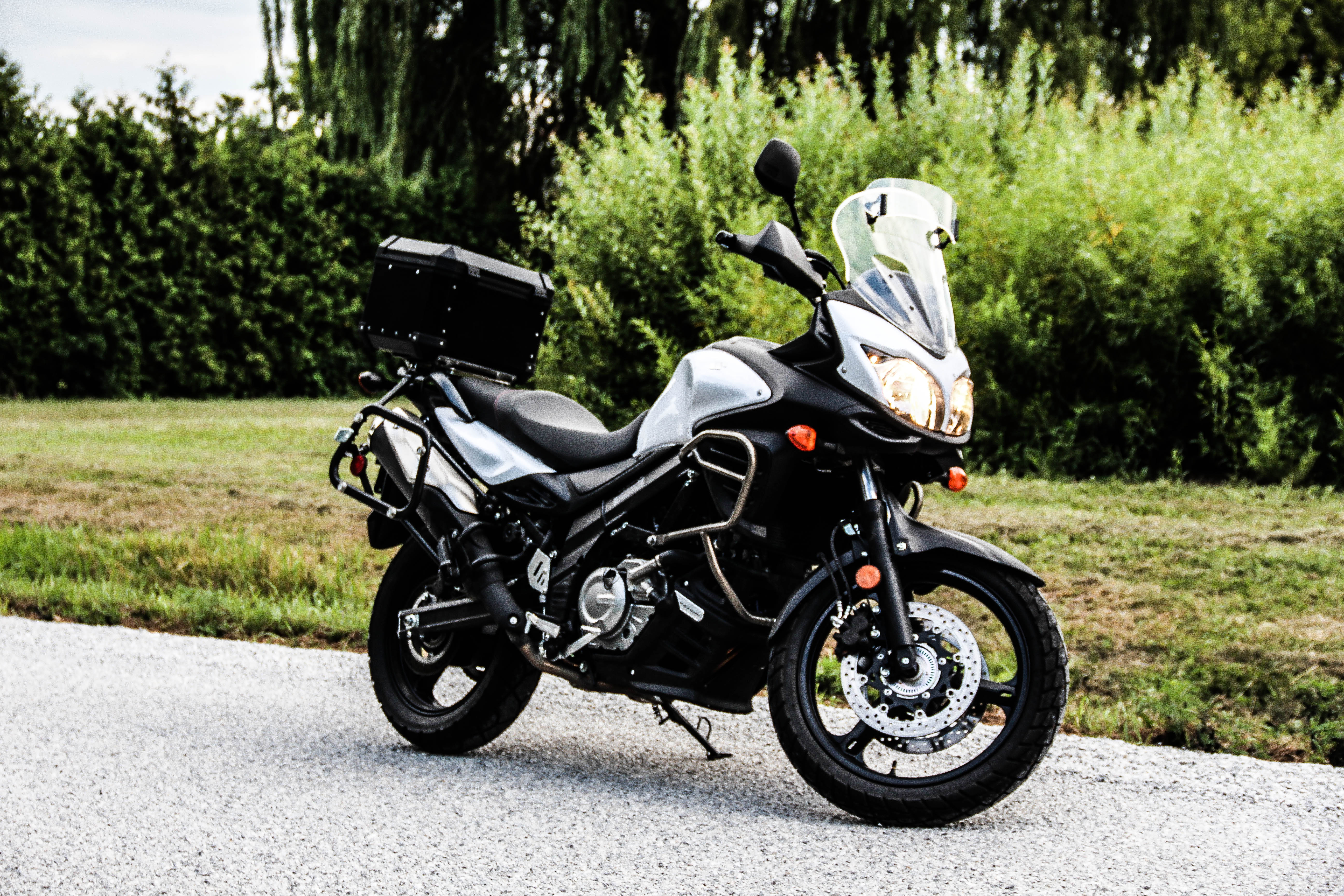 Suzuki V-Strom 650 ABS Adventure 2014 #6