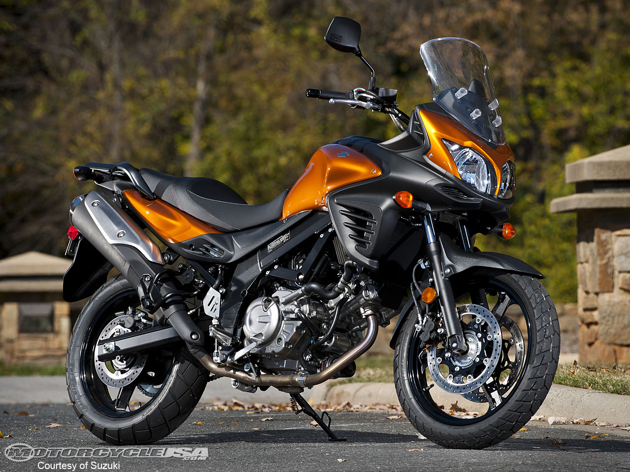 Suzuki V-Strom 650 ABS Adventure 2014 #7