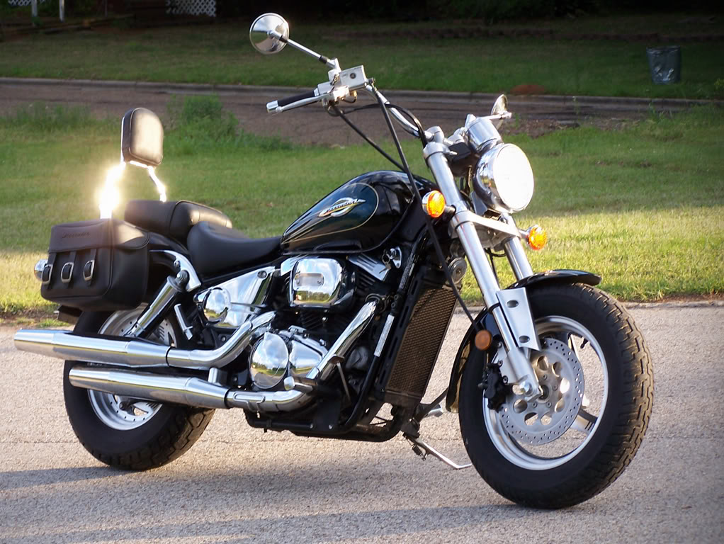 2003 suzuki vz 800 marauder moto zombdrive com. Black Bedroom Furniture Sets. Home Design Ideas