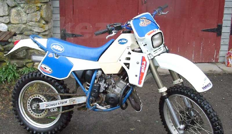 SVM S 3 125 GS 1986 #12